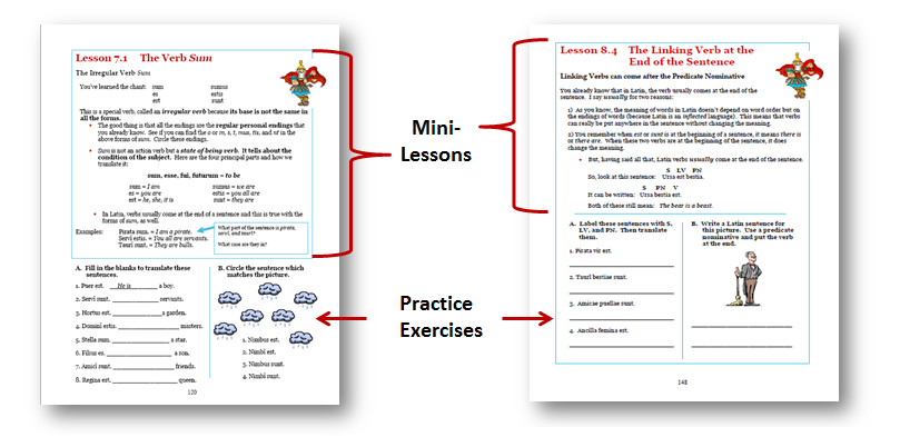 Following the mini-lesson page are PLENTY of assorted and imaginative ...