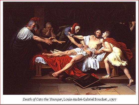 Death of Cato